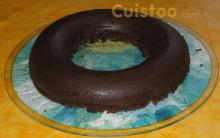 photo du gâteau Charlotte au chocolat